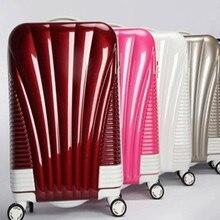 YISHIDUN 20 Inches,Women Men suitcase Luggage,ABS  PP Trolley,hardside Luggage,travel Luggage For Women,Shell models, Travel Bag
