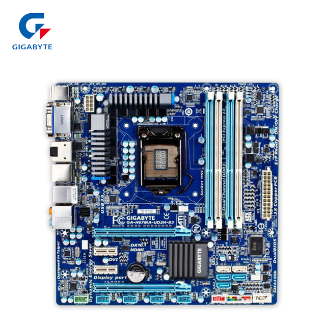 Gigabyte GA-H67MA-UD2H-B3 Dynamic Energy Saver 2 Drivers for Mac Download