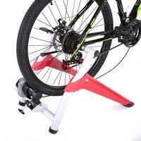 Это Велоспорт велосипед Trainer Professional Магнитные Крытый велосипед тренер тренировки стойка 6 уровней сопротивления
