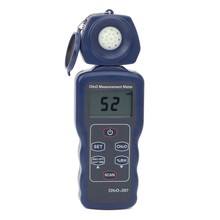 Portable Formaldehyde CH2O Gas Detector Humidity Tester Precision 0~4.00ppm 0-5.00mg/m3 Formaldehyde Air Quality Monitor Meter