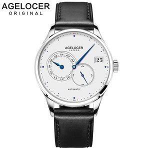 2019 Agelocer Watches Mens Bus