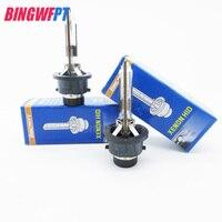 2pcs Lot Car Headlights Xenon D2S D2R HID Bulb Lamp 66250 4300K Warm White 66250CBI