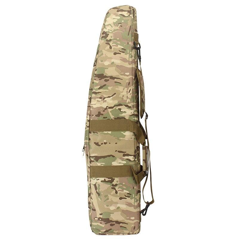 100 cm multi-fonctionnel sac fusil pistolet sac en plein air chasse Airsoft Paintball pêche épaule fronde Pack