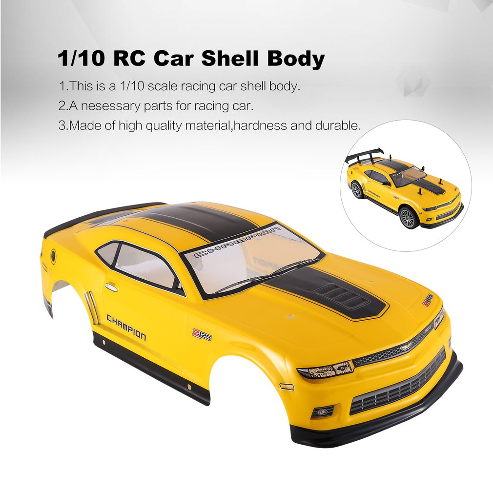 1/10 RC Car Shell Body For J601-7 1:10 Racing Car Car Flat Sports Drift Vehicle RTR Toys Parts Muitlcolors