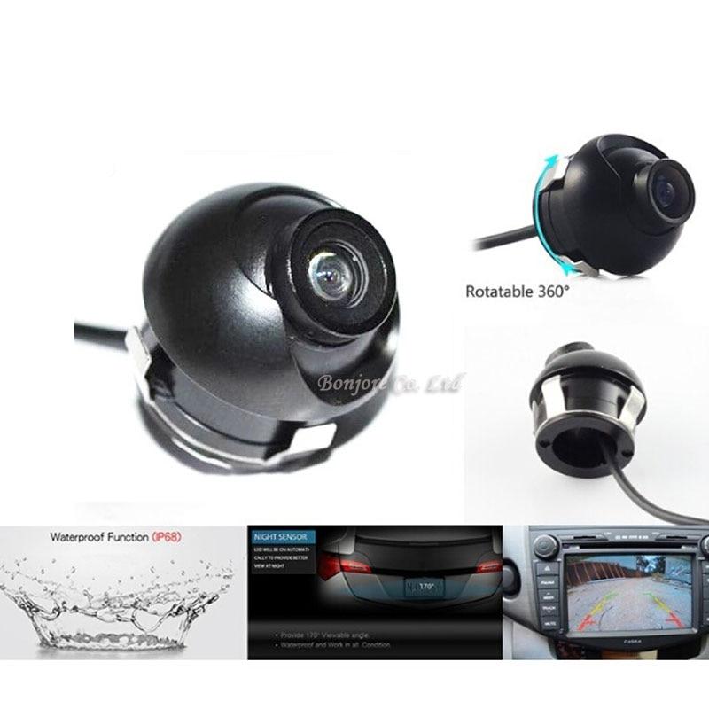 Koorinwoo HD Gece Görüş 360 derece Araba Dikiz Kamera Ön Kamera - Araç Içi Aksesuarları - Fotoğraf 5