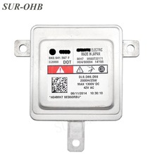 Ballast 8K0941597F Amarok Sticker Headlight Xenon D8S Red for 8k0941597/Macan/8k0/..