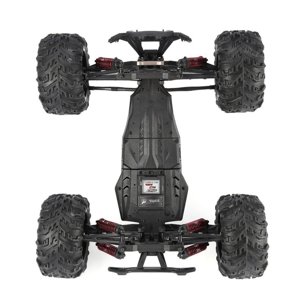 Высокое качество 9125 4WD 1/10 высокая скорость 46 км/ч Электрический сверхзвуковой грузовик Внедорожник Багги RC гоночный автомобиль электронные игрушки РТР - 3