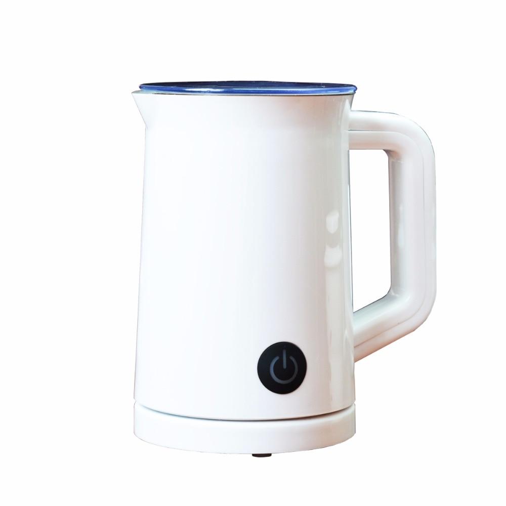 220V Full-automatic Household Electric Milk Foaming Machine Milk Bubble Maker Machine For Coffee Machine Partner EU/AU/UK цены