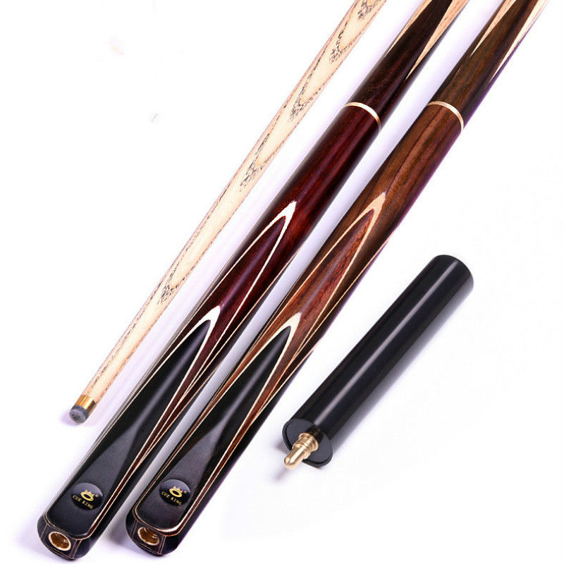 Omin Handmade 3 4 Snooker Cues 9.5mm/10mm/11.5mm Tip Snooker Cue Stick brand custom snooker cue 9 5mm 10mm cue tips 145cm handmade ash wood shaft billiard pool cues 3 4 billiards stick