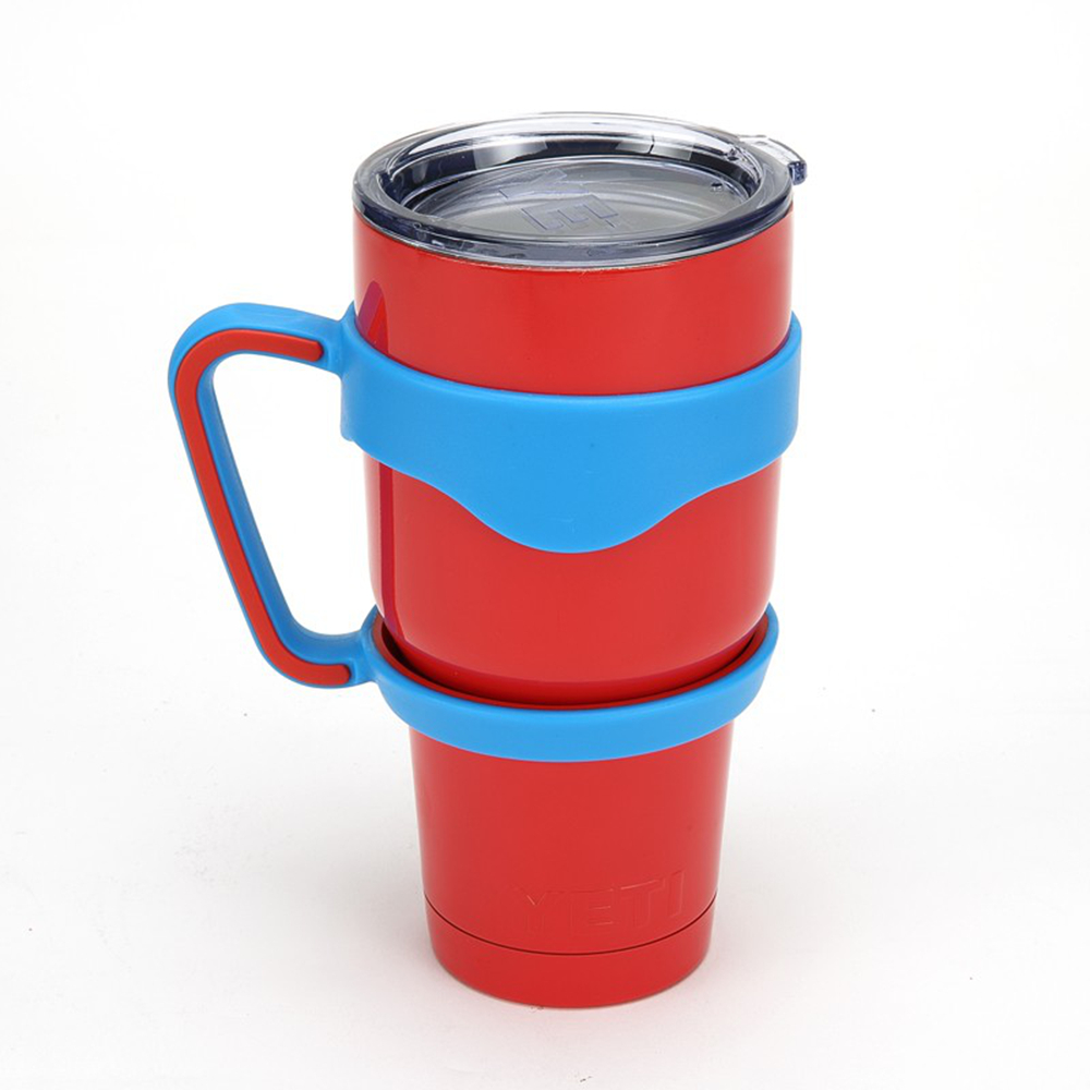 1PCS <font><b>new</b></font> 100% Portable Hand Holder <font><b>Plastic</b></font> <font><b>Cups</b></font> <font><b>Handle</b></font> <font><b>for</b></font> 30 Oz <font><b>YETI</b></font> <font><b>Rambler</b></font> <font><b>Tumbler</b></font> <font><b>Handle</b></font> Fit <font><b>For</b></font> 30ounce <font><b>Yeti</b></font> <font><b>Cup</b></font> Mugs