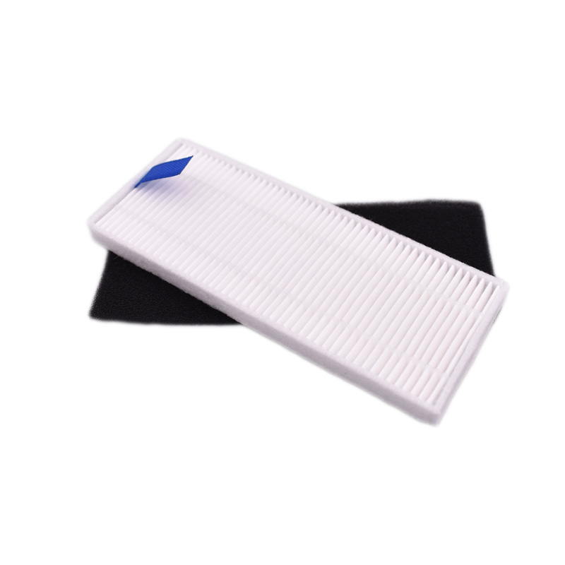 Replacement HEPA Filter For 360 S6 Sweeping Robot Vacuum Cleaner Dust Filters Parts Accessories