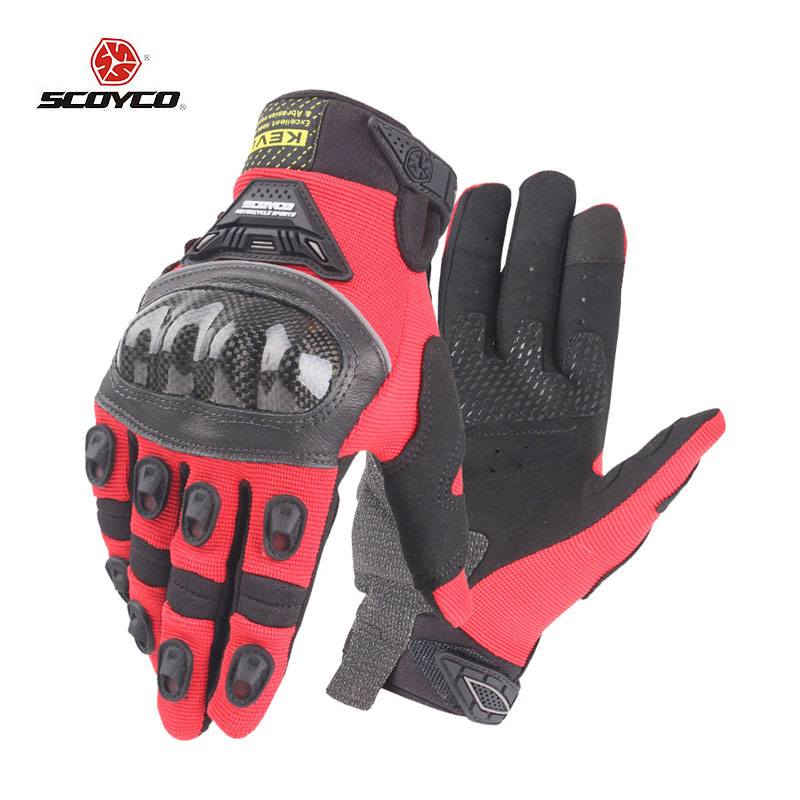 <font><b>2015</b></font> <font><b>Summer</b></font> <font><b>New</b></font> <font><b>SCOYCO</b></font> Motocross <font><b>motorcycle</b></font> <font><b>gloves</b></font> carbon fiber Locomotive racing <font><b>glove</b></font> MC14B-2 Knight <font><b>riding</b></font> leather <font><b>gloves</b></font>