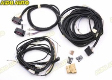 Blind Spot Side Assist Wire cable Harness USE For VW AUDI A4 B8 Q5 A5 Facelift