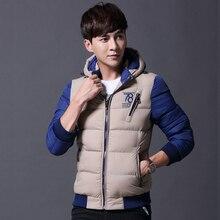 Моды для мужчин Теплые Куртки Плюс Размер M-4XL Лоскутная Плед Дизайн Молодой Человек Casaul Зимнее Пальто Высокого Качества На Открытом Воздухе Пальто