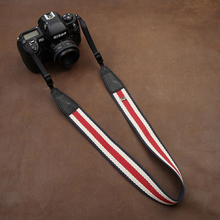 Cam-in 8111 Hot Comfortable cotton camera strap Original digital SLR lanyard For Sony Nikon Canon