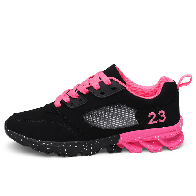 Women sneaker 2018 bounce shoes j23 spring Summer blade shoes running shoes mesh breathable lightweight brands sport shoes