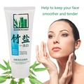 Natural Bamboo Salt Fomulate Facial Skin Cleaning Moisturizing  Shrink Pores Skin Whitening  Cleanser