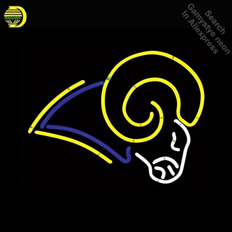 Спортивная Лига Ларс неоновый знак ручной работы неоновых ламп знак Стекло трубки логотип знаковых знаки стены персонализированные реклам...
