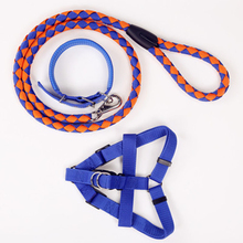 Free Shipping Pitbull Dog Collars Harness for Small Dogs Bling Personalized Buffalo Plaid Pet Clothes Striped 60QY050