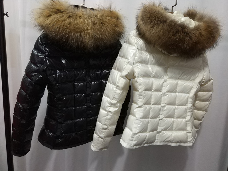 90% White Duck Down Jacket 2018 Female Parkas For Winter Jacket Women Thick Fur Parka 100% Natural Fur Collar Hood Coat цены онлайн