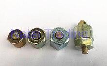 משלוח חינם! לחץ גבוה מסילה משותפת צינור תקע M12, M14, M16 ו M18 לאיטום צינור מסילה משותף
