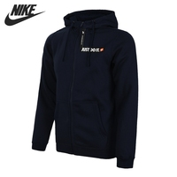 Original New Arrival NIKE AS M NSW HBR HOODIE FZ FLC Men's Jacket Hooded Sportswear