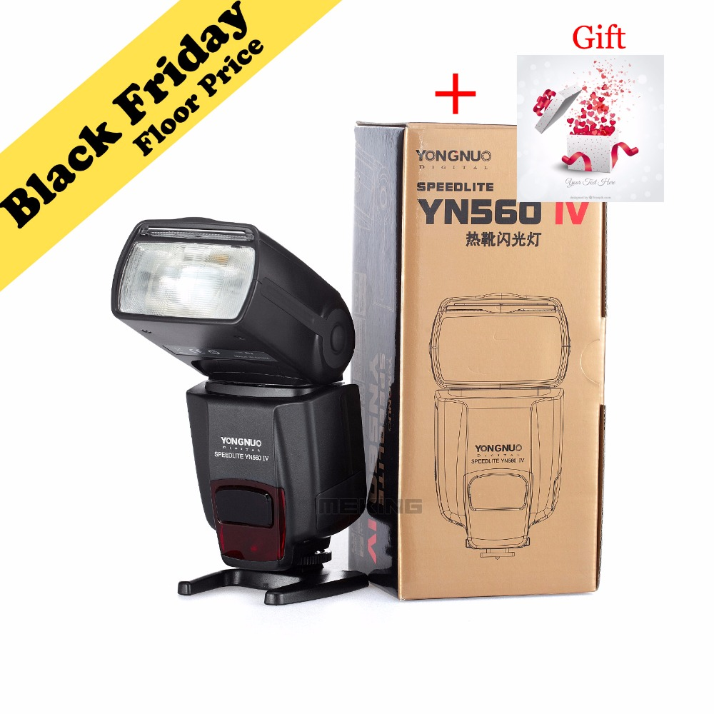 ФОТО Yongnuo YN560IV YN560 IV YN 560 Camcorder Camera Flash Speedlite for Canon EOS 5D 5DII 1Ds 7D 60D 50D 40D 30D 600D 450D etc