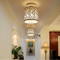 Furnishing Ceiling Lights LAMPS Entrance Hallway Garden Balcony Led Light Warm White Characteristic Home Lighting