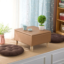 Tatami table small coffee table Japanese style low table home bay window table small tea table Balcony table mini bedroom table(China)