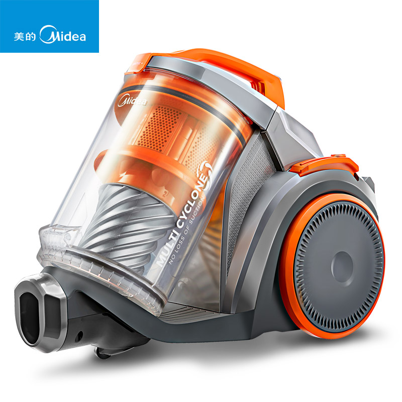 Electric Handheld Vacuum Cleaner Home Strong Mute High Power Vigorously Dust Machine Mites Removal Machine