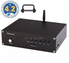 Sala de música Bluetooth Más Reciente 4.2 Lossless Reproductor de PC USB DAC ES9018K2M Decodificación de Audio Con Auriculares