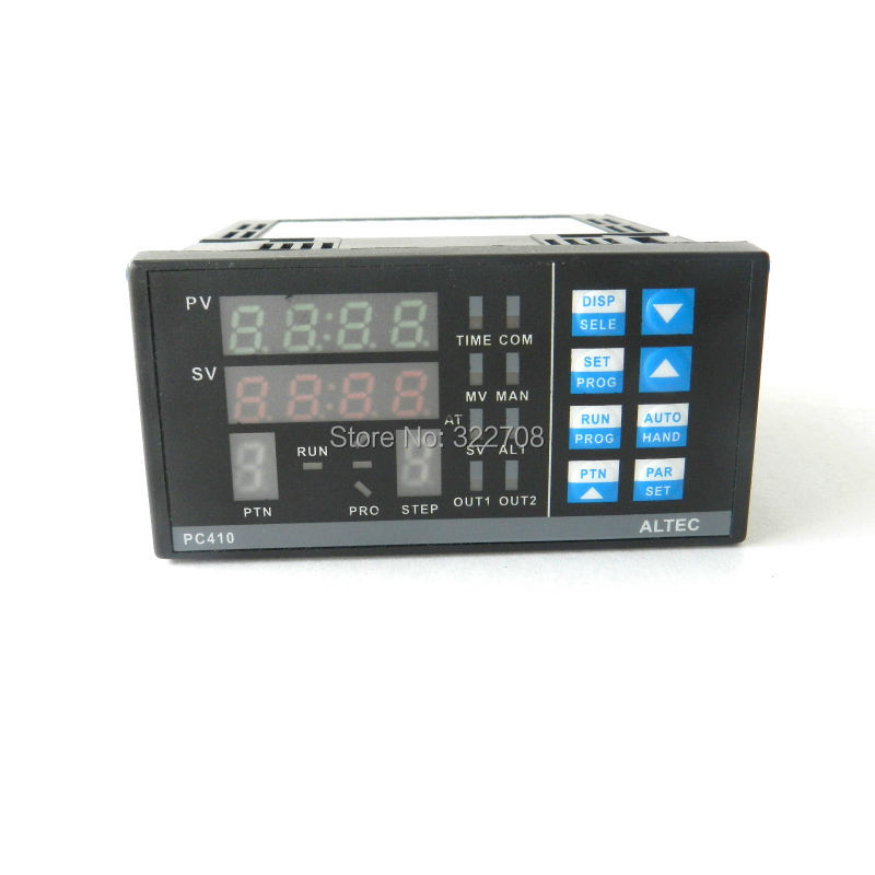 цены на Original PC410 / 232 controller temperature controller temperature controller with communication module free shipping