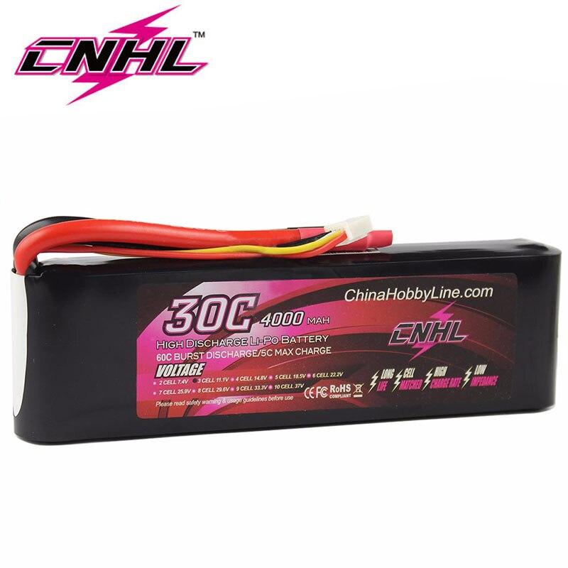 CNHL 3S 11.1V 4000mAh 30C