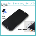 I9500 LCD For Samsung Galaxy S4 I9500 I9505 I337 LCD Display+Touch Screen Glass Digitizer+Bezel Frame Assembly