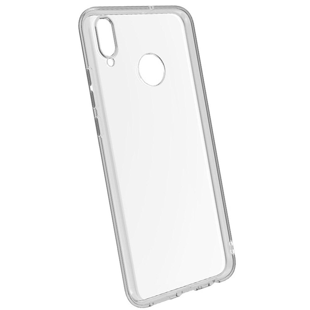 Чехол для телефона с черными и коричневыми волосами для мамы и дочки Huawei P30 Lite P30 Pro P20 Lite P8Lite P9Lite P10 P Smart Capa - Цвет: 18