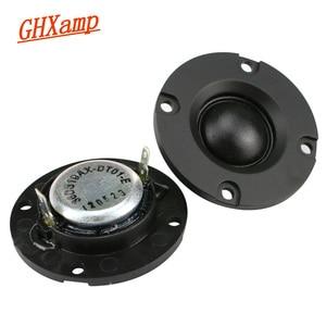 Image 1 - GHXAMP 2 Inch Tweeter Speaker Dome phim Lụa Neodymium 4ohm 20 W Màn Hình Lớp Treble Loa Cho TANNOY Kệ Sách TỰ LÀM 2 pcs