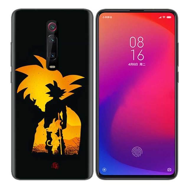 Dragon Ball Goku Cover Case for Xiaomi Mi Phones
