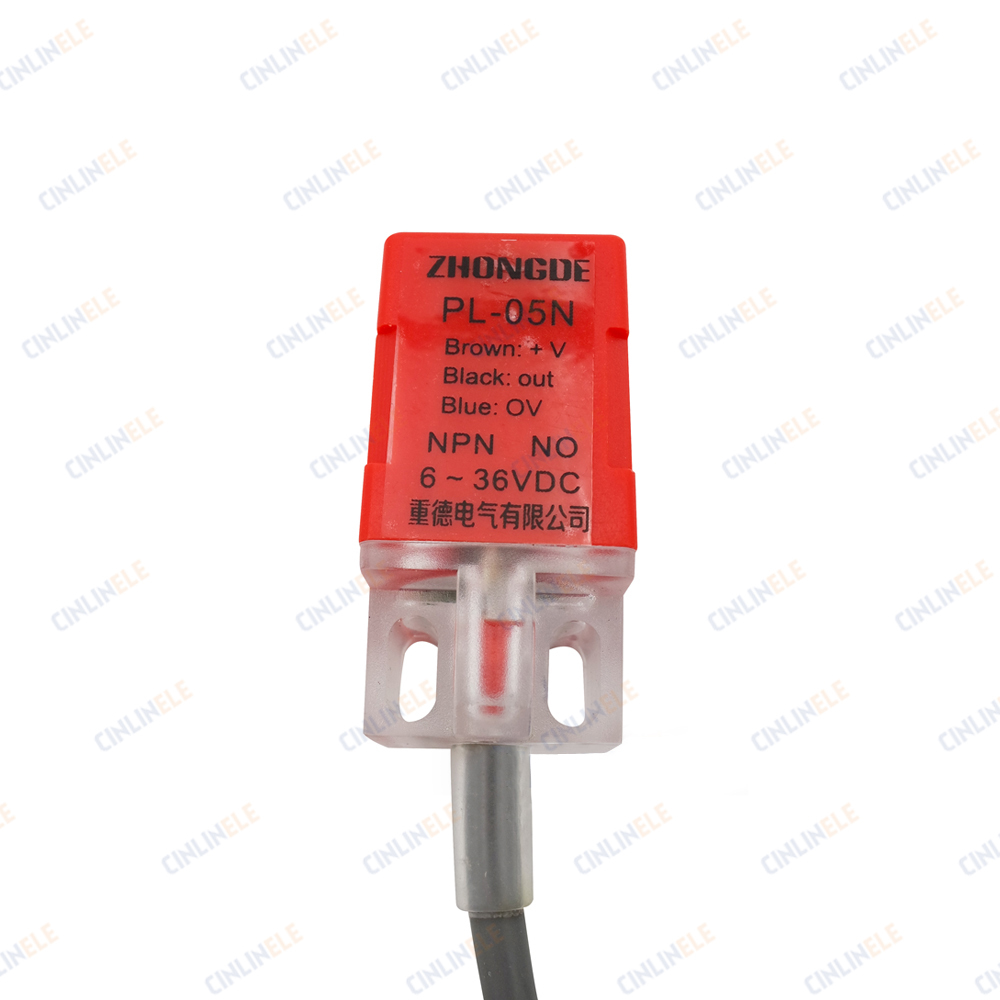 pl 05y1 5mm sensing ac 2 wire no cube shell inductive screen shield type proximity switch lp05 proximity sensor 17 17 35 in switches from lights lighting  [ 1000 x 1000 Pixel ]