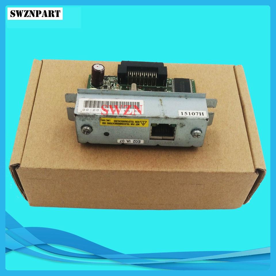 Ethernet interface For Epson TM U220B 220PB 220PD 220PA TM T81 T82II T88III T88IV T88V T70 T90 T86L  UB-E03 UB-E02 C32C824541