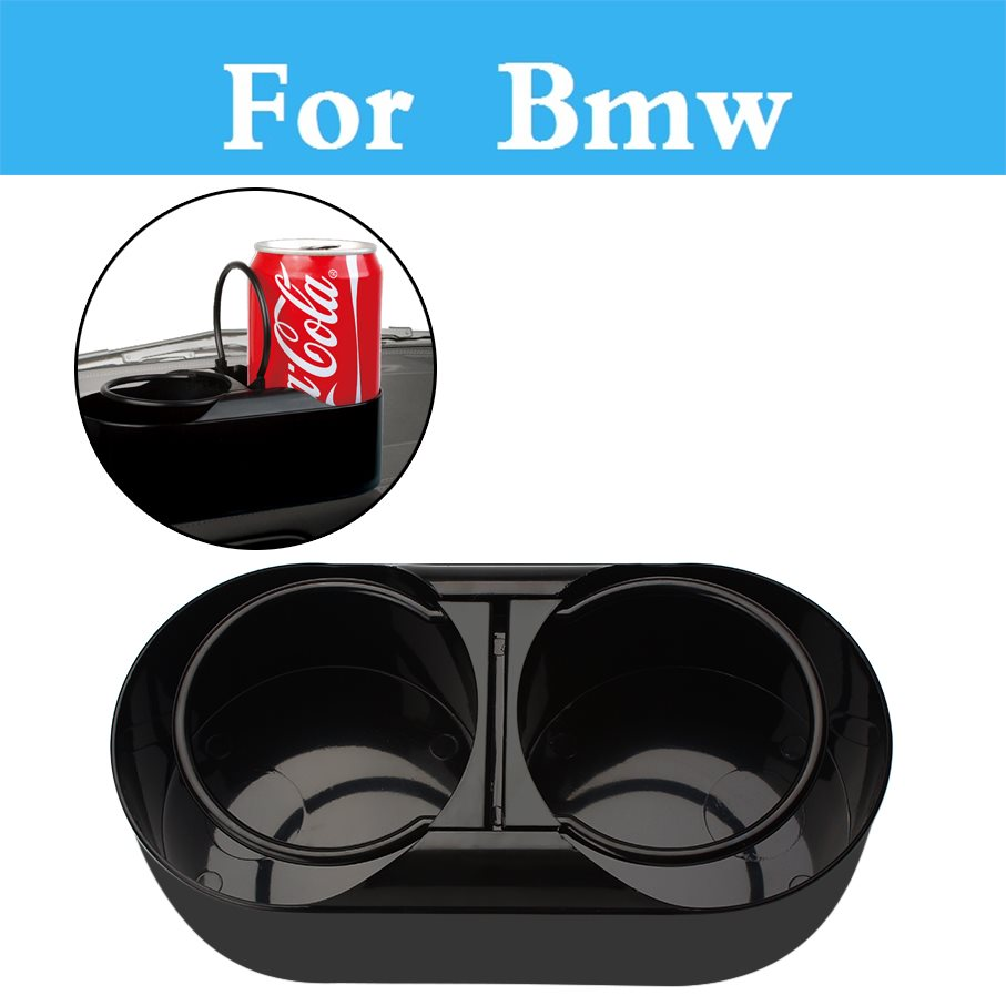 Auto Car Tray Food Stand Beverage Water Drink Holder Bottle Travel Mount For Bmw 1 3 5 7 Series E36 E46 E60 E70 E40 E90 F30 F10