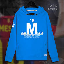 hoodie Men pullovers hoodies Lionel Messi Leo sweatshirt M10 Clothing streetwear tracksuit argentina Footballer barcelona star(China)