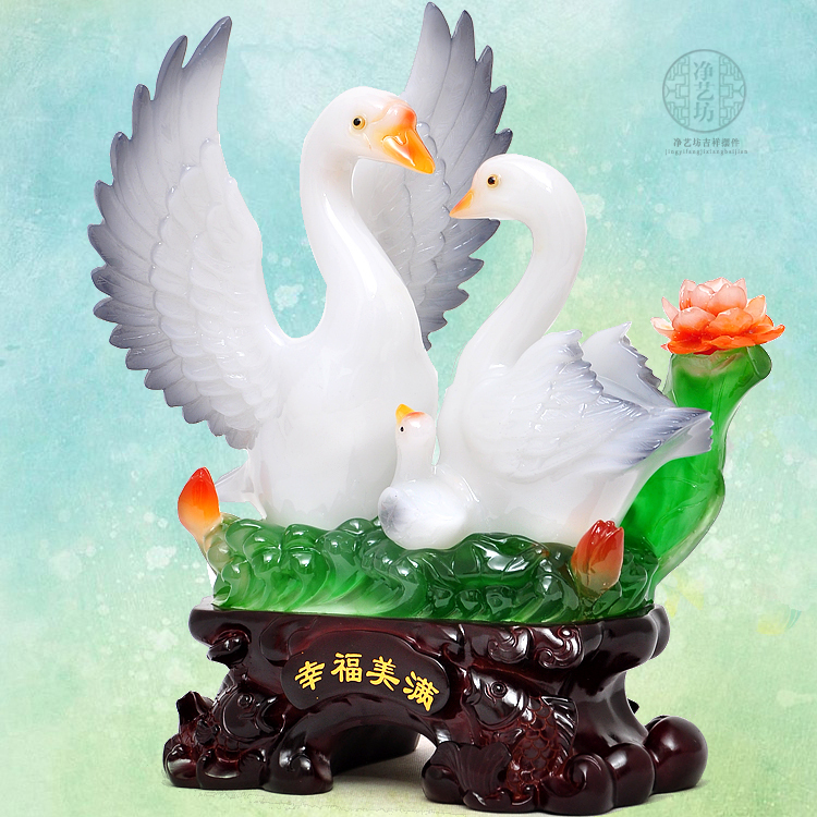 Swan ornaments wedding gift ideas wedding gifts wedding stylish swan ornaments wedding gift ideas wedding gifts wedding stylish and practical furnishings friend marriage room decorations on aliexpress alibaba group negle Gallery