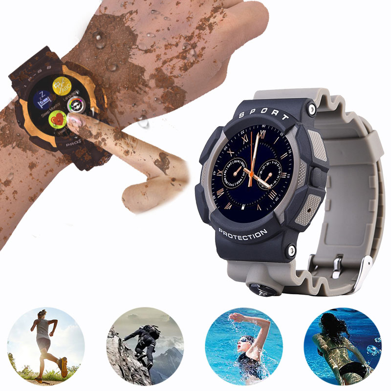 Wearable Devices Smart Watch A10 Bluetooth Waterproof ...