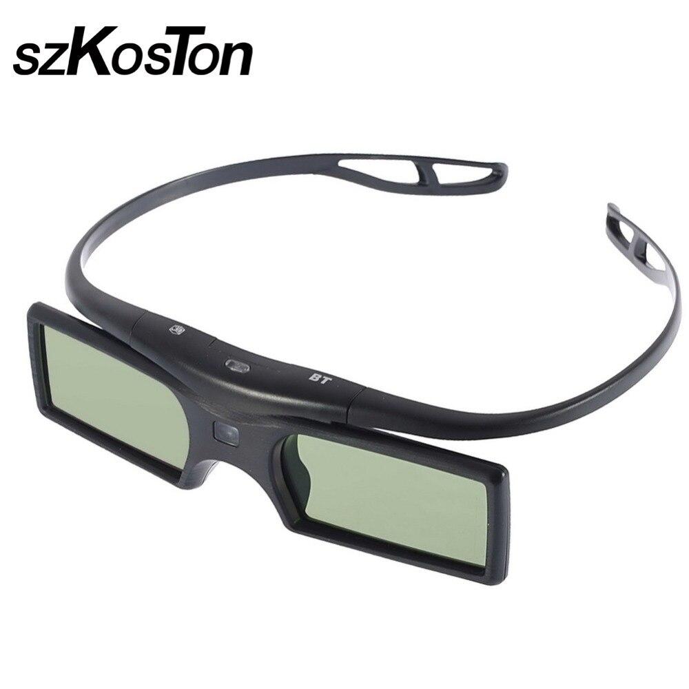 Cool Bluetooth 3D Glasses TVs HDTV 3D Active Shutter Stereoscopic Glasses Comfortable G15-BT For Sony For Samsung / Panasonic