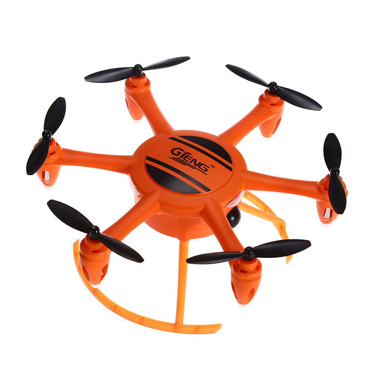 RC Drone T907W Professional Quadcopters with Camera 2.4G 6-Axis 4CH Helicopter Headless Selfie Drone Camera Real Time Video To