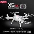 Original nova versão syma x5sc 2.4g 6 axis gyro rc quadcopter rtf rc com câmera 2.0mp syma x5c atualizado