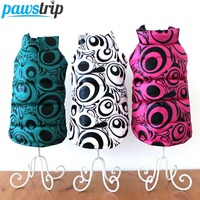 2017 New Print Pet Dog Coat Winter Puppy Jacket Outfit Warm Chihuahua Dog Clothes For Small