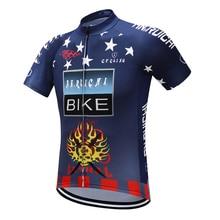 Мужская/женская летняя одежда для велосипедистов с принтом черепа, спортивные майки с коротким рукавом для верховой езды, Индивидуальные/оптовые услуги