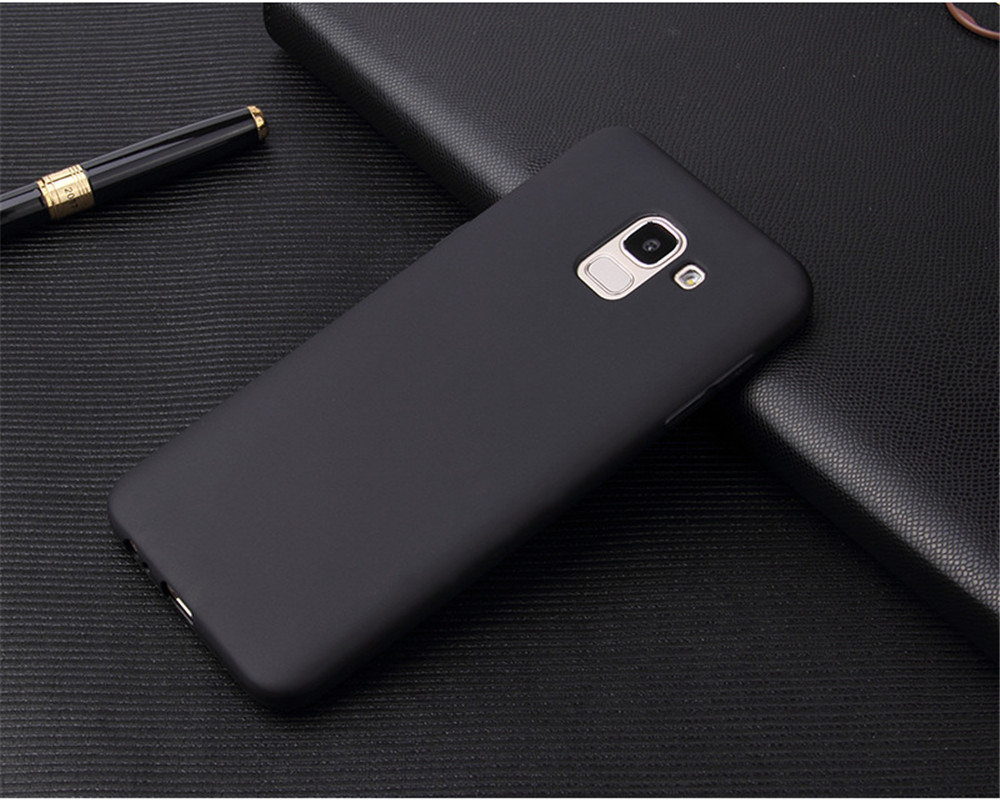 Ultra Thin Cell Phone Case For Samsung Galaxy S6 S7 Edge S8 S9 Plus S8Plus S9Plus soft TPU Silicone Back Cover _20