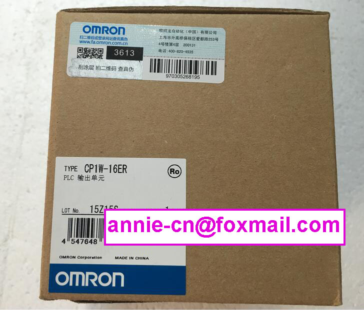 CP1W-16ER  New and original  OMRON PLC CONTROLLER , PLC MODULE cp1w 16er new and original omron plc controller plc module